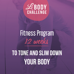 12 WEEKS TO TONE AND SLIM YOUR BODY